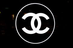 Chanel Symbol Stock Photography