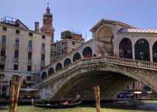 Chanels 2 de Venecia Imagenes de archivo