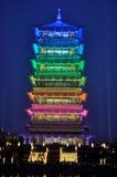Chang'an塔 免版税图库摄影