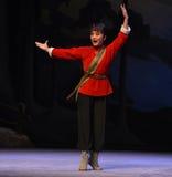 """Chang Bao-Peking Opera che """"Taking il  del € di Tiger Montain By Strategyâ Fotografie Stock"""