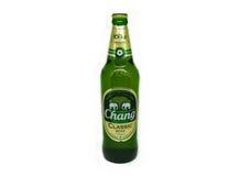 Chang Beer immagine stock libera da diritti