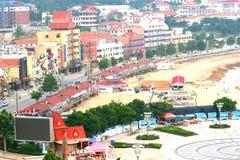 Chang Dao Island. Royalty Free Stock Image