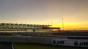 Chang International Circuit. Royalty Free Stock Photo