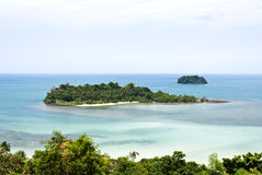 Chang island ( koh chang) Royalty Free Stock Photo