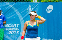 Chang ITF Pro Circuit 2015 Stock Photos