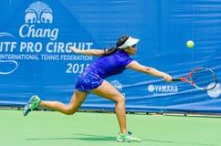 Chang ITF Pro Circuit 2015 Royalty Free Stock Images