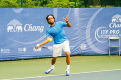 Chang ITF Pro Circuit , Men's. Royalty Free Stock Images
