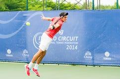 Chang ITF Pro Circuit , Men's. Stock Photo