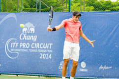 Chang ITF Pro Circuit , Men's. Royalty Free Stock Image