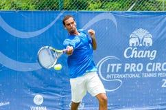 Chang ITF Pro Circuit , Men's. Stock Image