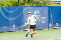 Chang ITF Pro Circuit , Men's. Royalty Free Stock Photography