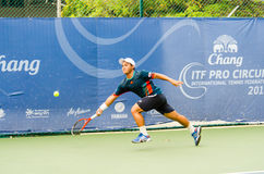 Chang ITF Pro Circuit , Men's. Stock Images