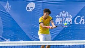 Chang ITF Pro obwód 2015 (Międzynarodowa Tenisowa federacja) Fotografia Royalty Free