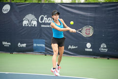Chang ITF Prokreisläuf 2012 (Kreisläuf der ITF Frau) Stockfoto