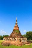 Chang Lom Pagoda ,Thailand Royalty Free Stock Images