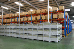 Chang'an Minsheng Logistics Storage Center royalty free stock image