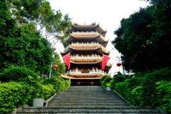 Chang ` Parkowy wierza Zdjęcia Royalty Free
