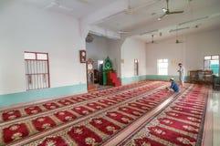 Chang Pheuk moské. Arkivbilder