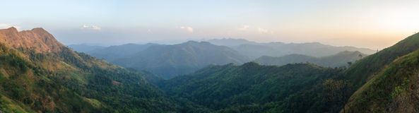 Chang Phuek Mountain Karnchanaburi Thailand Stock Images