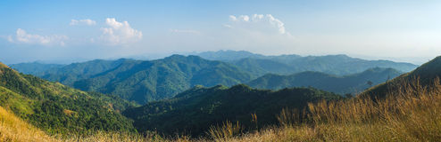 Chang Puek Mountain Karnchanaburi Thailand Royalty Free Stock Photos