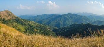 Chang Puek Mountain Karnchanaburi Thailand Royalty Free Stock Images