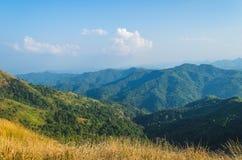 Chang Puek Mountain Karnchanaburi Thailand Stock Photos
