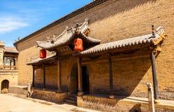 Chang rezydenci ziemskiej parka scena. Domowa główna brama. Zdjęcia Stock