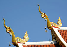 Chang of roof lanna Royalty Free Stock Photography