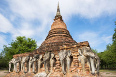 Chang Rop Temple ,Thailand Royalty Free Stock Photos