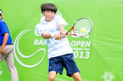 Chang - SAT Bangkok Open 2013 Royalty Free Stock Photo