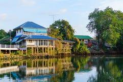Chang stad, Chanthaburi, strand, Thailand Royaltyfria Foton