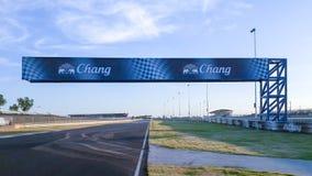 Chang zawody międzynarodowi obwód Zdjęcie Stock