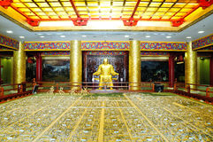 Changan city in the Tang Dynasty Royalty Free Stock Photo