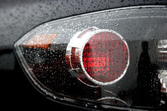 Changan goods taillights Stock Images