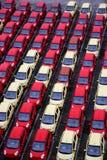 Changan nowi fabryczni towarowi pojazdy Obrazy Stock