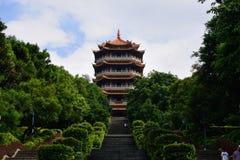 Changan park - wierza zdjęcia stock