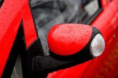Changan samochodu transportu pole dokąd nowy fabryczny towarowy pojazdu rearview lustro Fotografia Stock