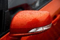 Changan samochodu transportu pole dokąd nowy fabryczny towarowy pojazdu rearview lustro Zdjęcie Royalty Free