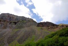 changbai около водопада Стоковое Фото