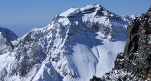 Changbai berg Arkivbild