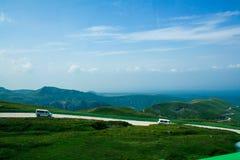Changbai berg PanShanDao Arkivbild