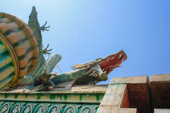 Changchun Movie Amusement Park Royalty Free Stock Photography