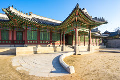 Changdeok Palace in Seoul, Republic South Korea Stock Image