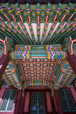 Changdeokgung Architecture ceiling Royalty Free Stock Photography