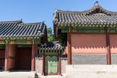 Changdeokgung Architecture Stock Images