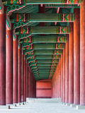 Changdeokgung pałac Obrazy Royalty Free