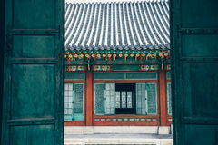 Changdeokgung Palace, Korean traditional architecture in Seoul