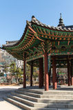 Changdeokgung Palace Roof Royalty Free Stock Image