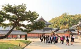 Changdeokgung Palace Royalty Free Stock Image