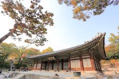 Changdeokgung Palace Stock Image